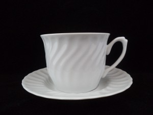 1209 breakfast cup&saucer 34 cl