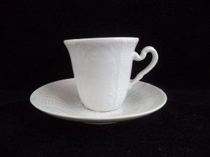 1232 coffee cup&saucer 8cl