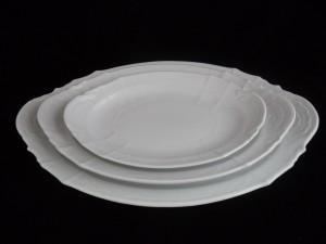 1232 oval platter l=42 l=34.5 l=26.5