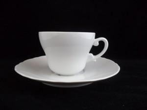 1242 0 tea cup saucer 20 cl