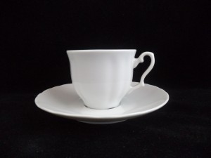 1242 coffee cup saucer 10 cl