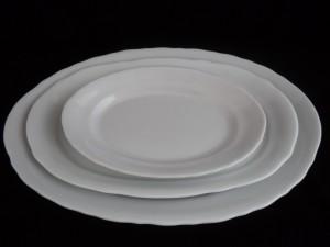 1242 oval platter l=37 l=32 l=24