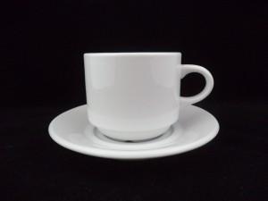 567 tea cup saucer  22cl
