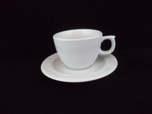 1259 cappuccino cup&saucer 19cl