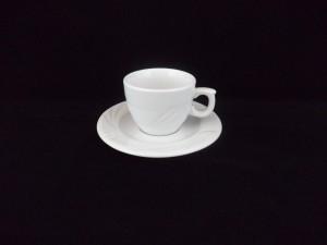 1259 espresso cup&saucer 8cl