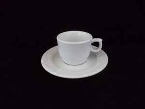 1259 mocca cup&saucer 8 cl