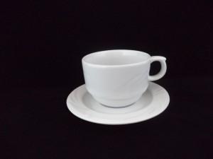 1259 tea cup&saucer 25cl
