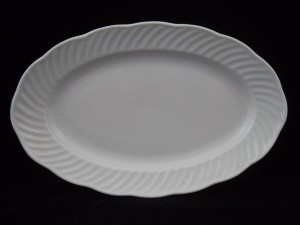 1276 oval platter