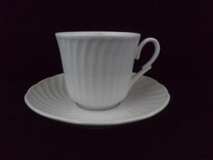 1276 tea cup saucer 17cl
