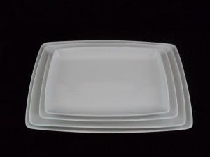 1281 rectangular platter l=35x23,l=32x21,l=28x18,l=25x16