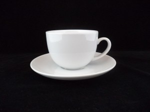 1284 coffee cup&saucer 12cl