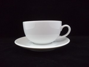 431 breakfast cup saucer 40cl