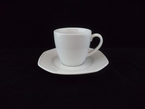 1291 coffee cup saucer 12cl