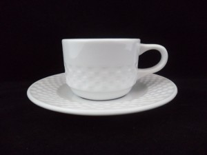 1292 coffee cup saucer 11cl