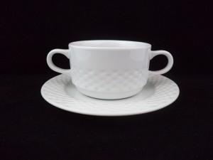 1292 soup cup saucer 30cl