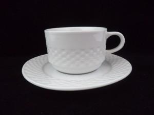 1292 tea cup saucer 20cl