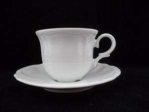 1300 tea cup saucer 22cl