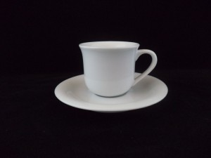 1608 coffee cup saucer 10cl
