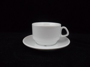 630 coffee cup saucer 10cl