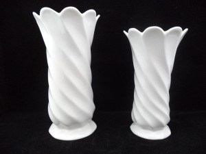 13119 vase  h=24.5, h=21.5